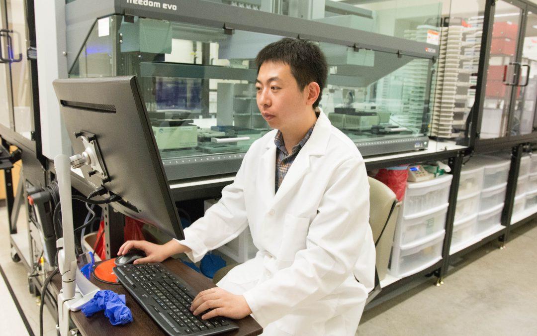 Tong Si: Bioengineering is in his Genes