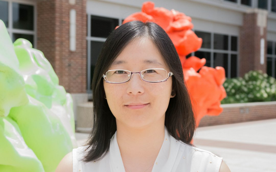Jing-Jing Liu: A Genuine Love for the Laboratory