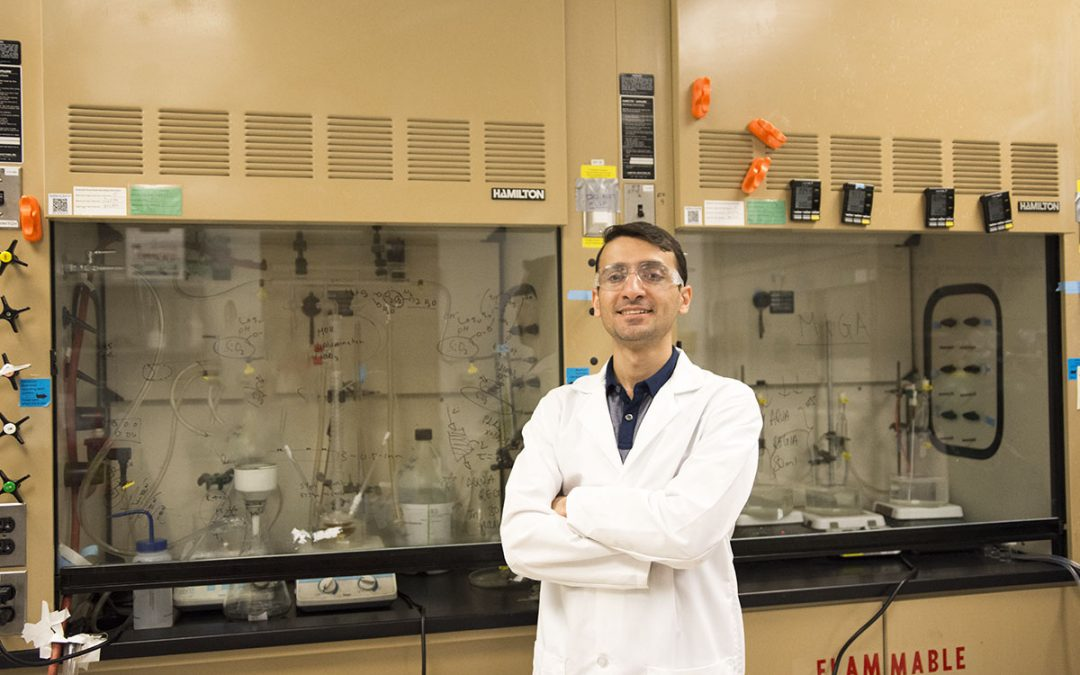 Arian Ghorbanpour: The Revolutionary Power of Green Chemistry