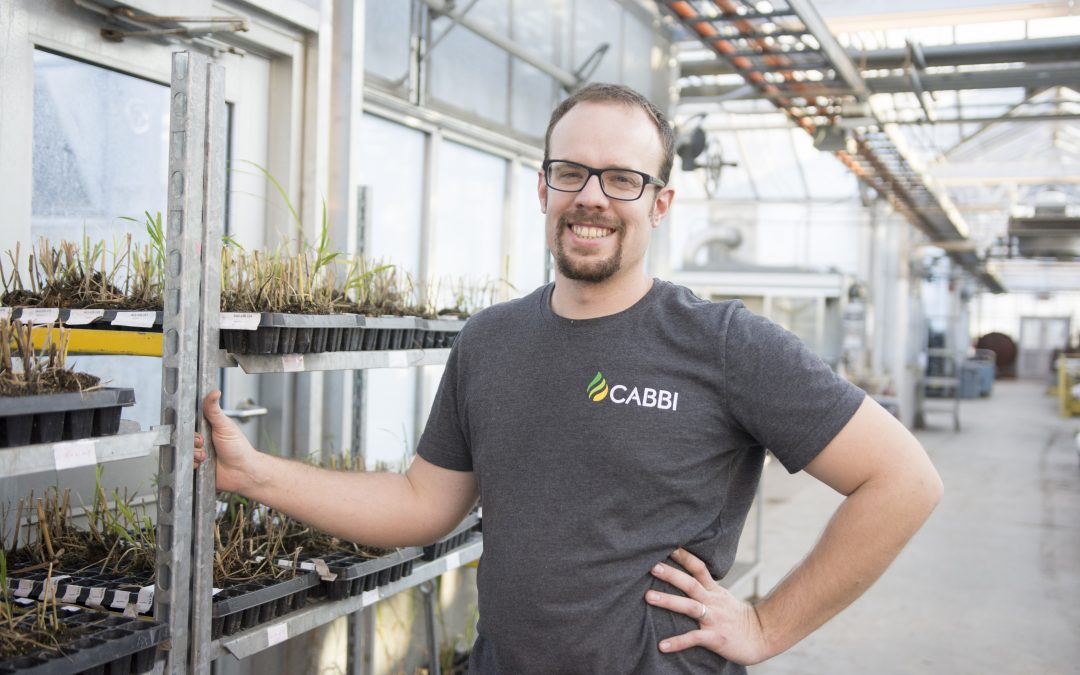 Nick LaBonte: Genetics with a Green Thumb