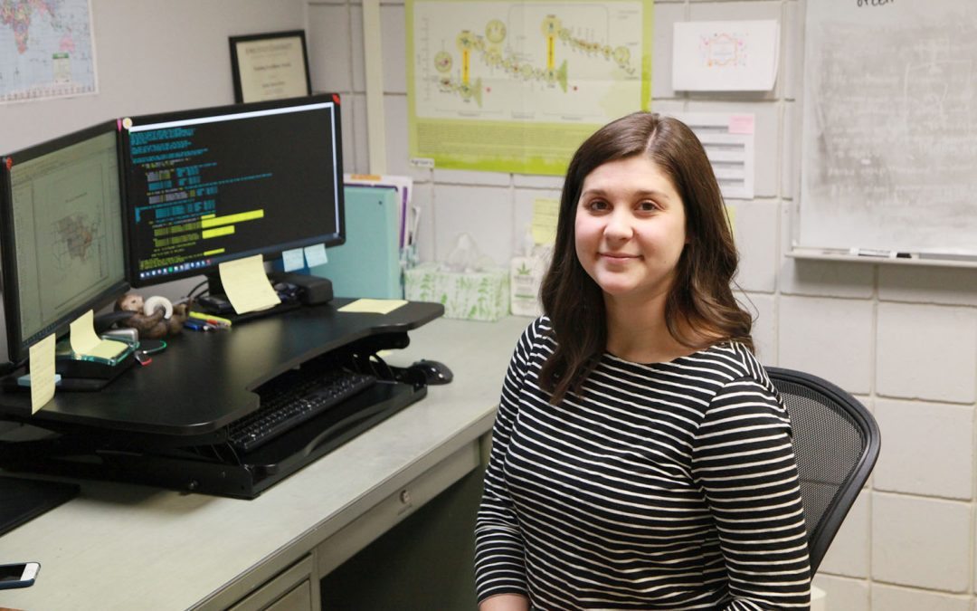 Making Waves: Kelsie Ferin Proves Renewable Energy and Clean Water Go Hand in Hand