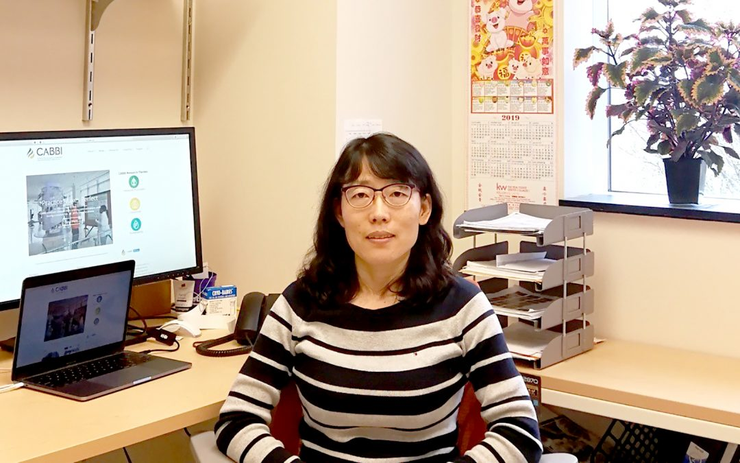 Li-Qing Chen: Understanding Plant Processes at a Deeper Level