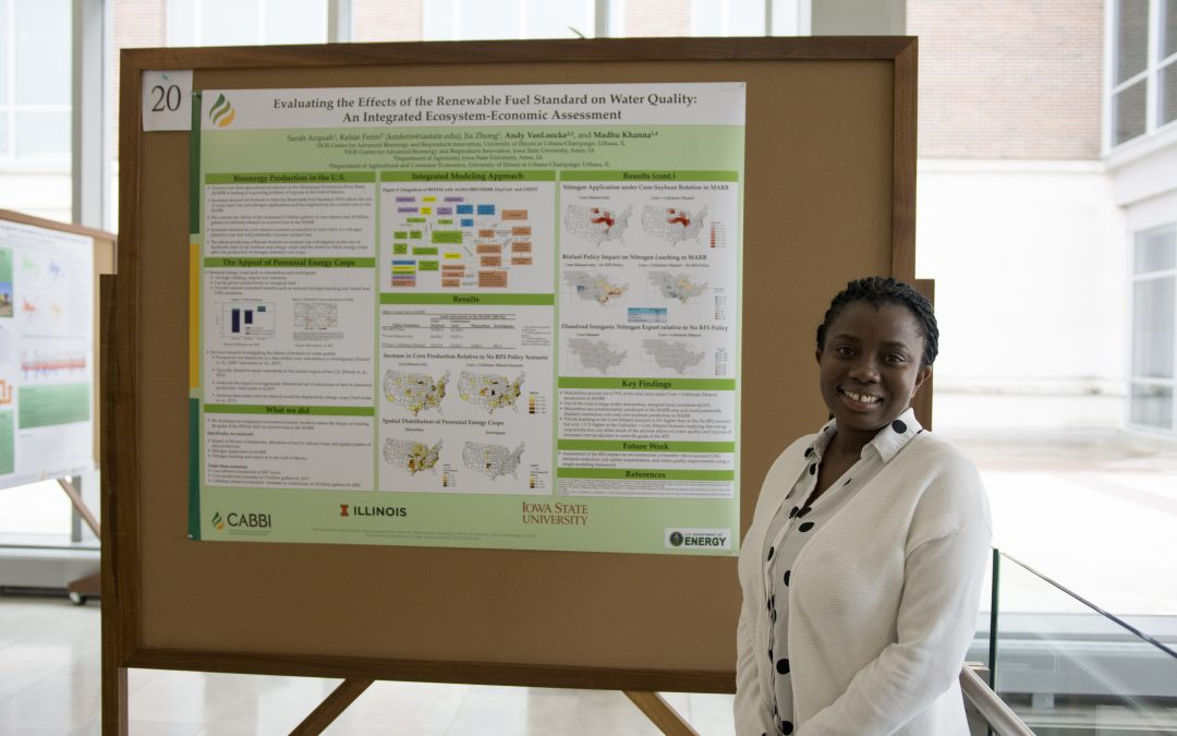 Sarah Acquah: Pairing Policy and Research