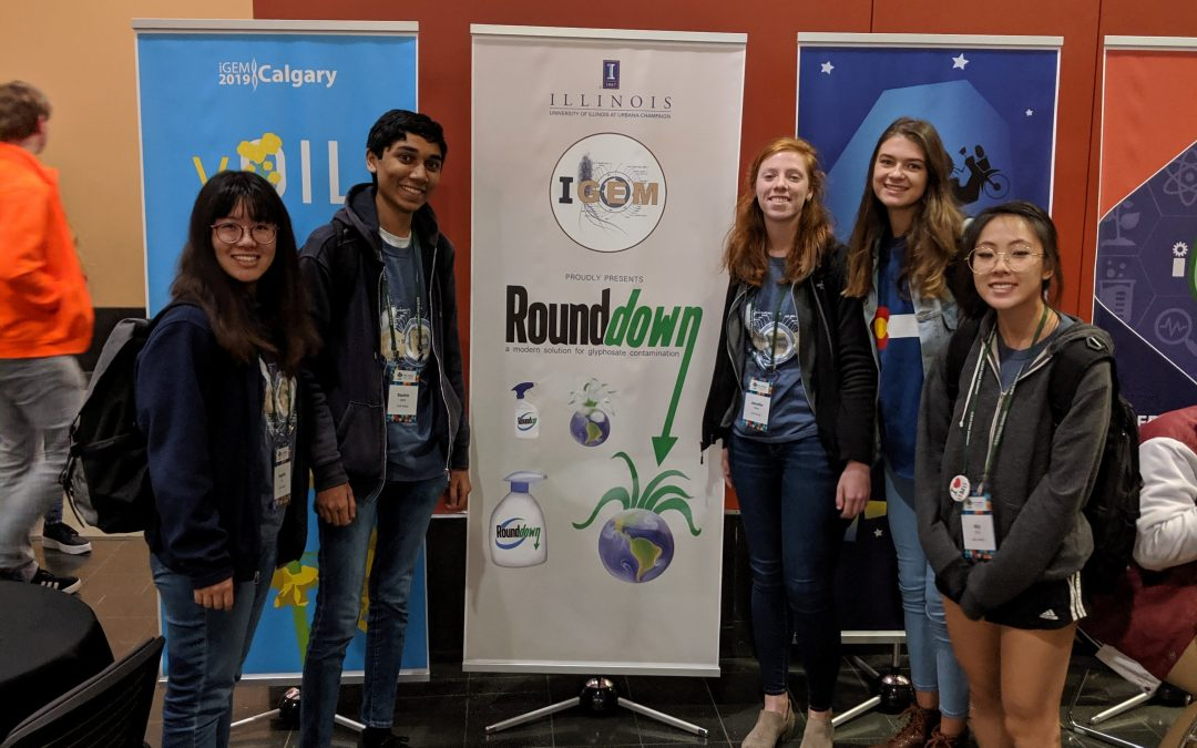University of Illinois iGEM Team: Cleaning up our Crops