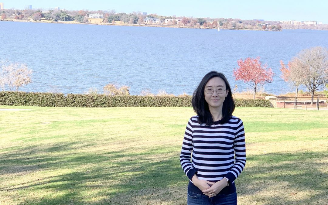 Yingqi Cai: Passion for Plants Leads to Promising Biofuel Research