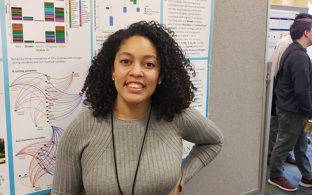 Sierra Raglin: From 'Super-Nerd' to Microbial Ecologist