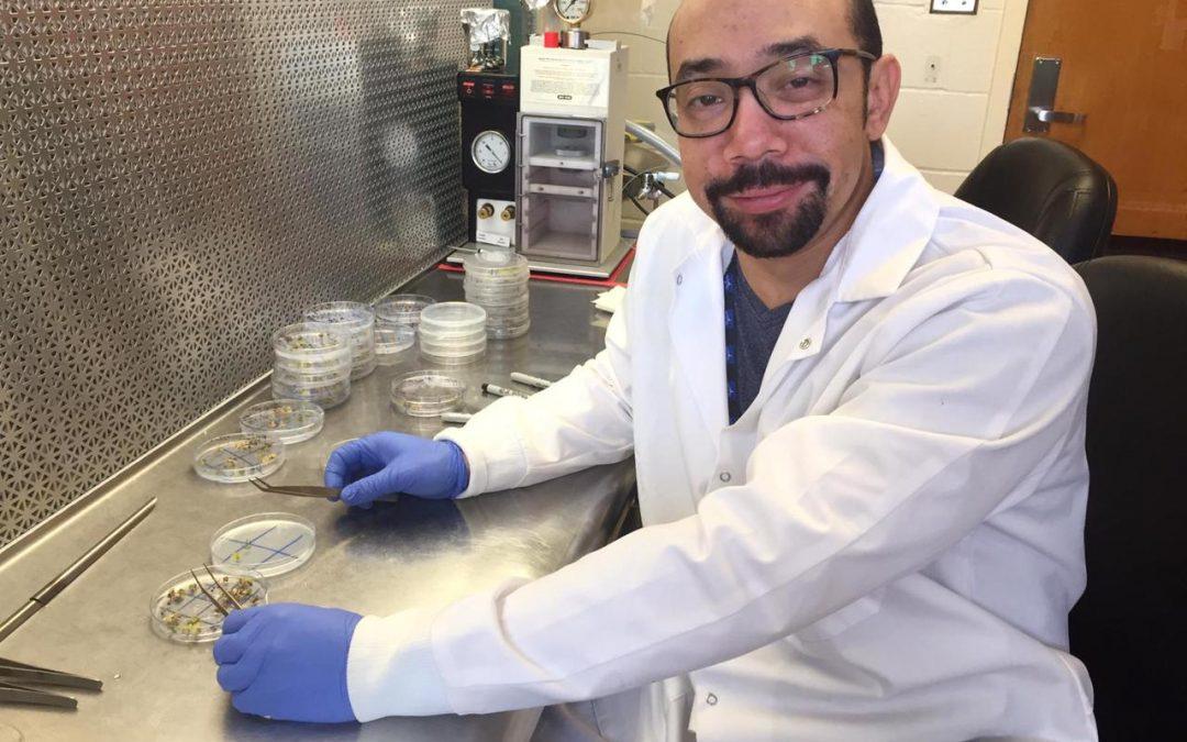Ayman Eid: Gene Editing for All
