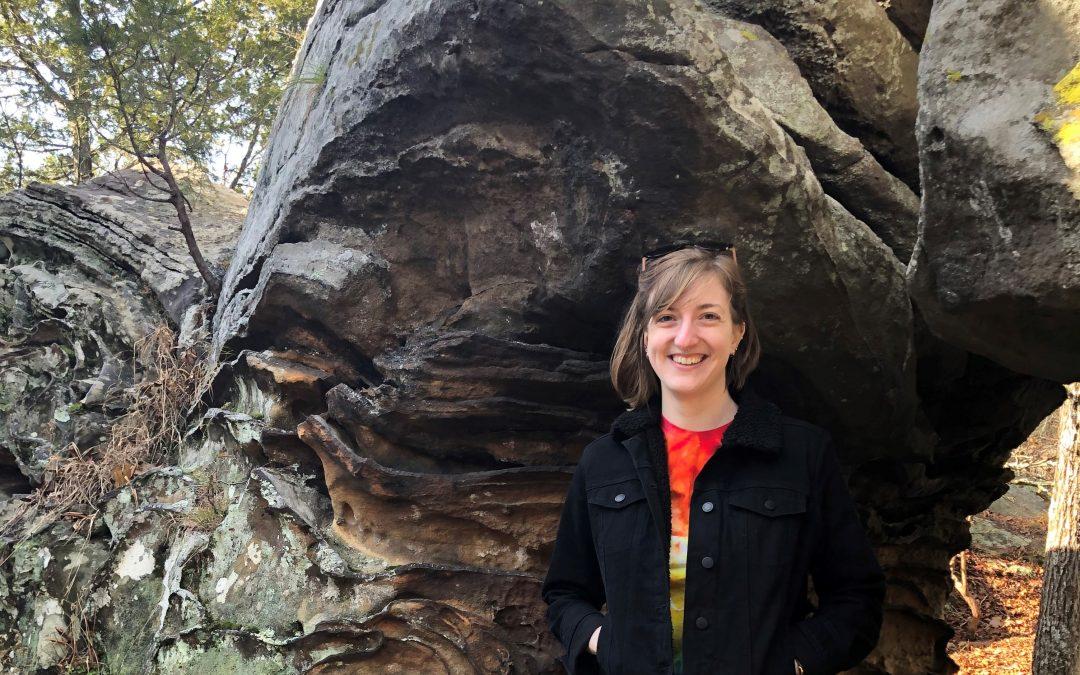 Rachel Van Allen: Solid Ground for Sustainability Research